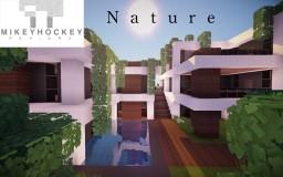 Nature   Modern   Minecraft Map & Project