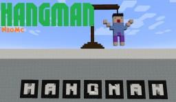 Hangman (1.8 Minigame) Minecraft Project
