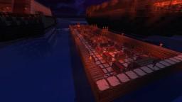 Guardian Kingdom- Charst Barge of Xerkus Beach Minecraft Map & Project