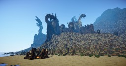 Dragonstone Minecraft Map & Project