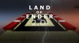Land of Ender 2.0  [Ender Pearl Parkour] [Adventure Map] [1.7+] Minecraft Project