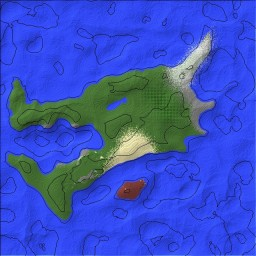 Dragon Skull Island Minecraft Map & Project