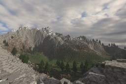 First Worldpainter Map ( With WorldSave ) Minecraft Map & Project
