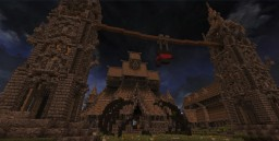 Stave Church Minecraft Project