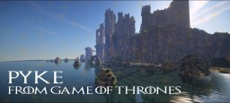 Pyke from Game of Thrones Minecraft Map & Project