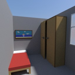 Room ;) Minecraft Map & Project