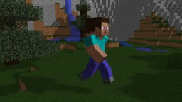 How Fast Can Steve Run? Minecraft Blog Post