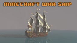 El Real San Caca [Minecraft Warship] Minecraft Project