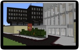World Trade Center And Other Buildings Around The Site (bigger version) Minecraft Map & Project