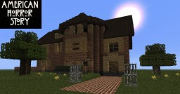 Murder House - American Horror Story Minecraft Map & Project