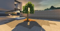 RhineBeck Residence | Contemporary Collab | DarenJoseph & i2fgJensonRS | [WoK] Minecraft Map & Project