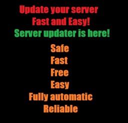 Bukkit Server Updater!