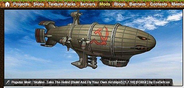 PirateCraft - Pirate minecraft server - Ships, Cannons ...