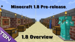 Minecraft 1.8 Overview Minecraft Blog Post