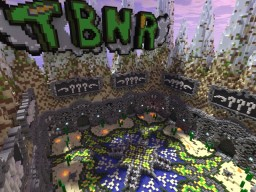 TBNR Network Hub (Commission) Minecraft Map & Project