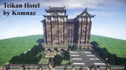 Teikan Hotel by Komnaz Minecraft Map & Project