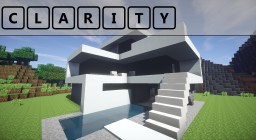 Clarity | Modern House Minecraft Map & Project