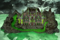 Palace of Toxeria Minecraft