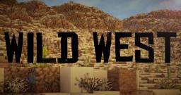 The Wild West | Better Biomes by Geeraf! | 4 Minecraft Map & Project