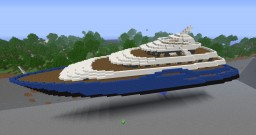 Mega Yacht (Serene)