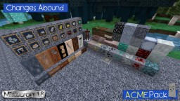 ACME Pack 128x Minecraft Texture Pack