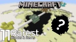11 Rarest Items & Blocks in Minecraft Minecraft Blog
