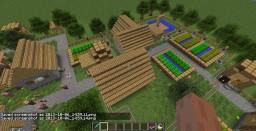 Disney Land Minecraft Map & Project