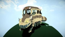 TOTORO_NEKO BUS Minecraft Map & Project