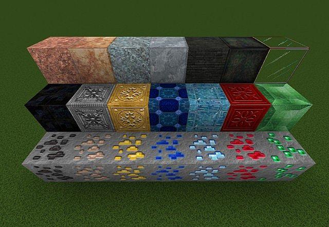 ore blocks