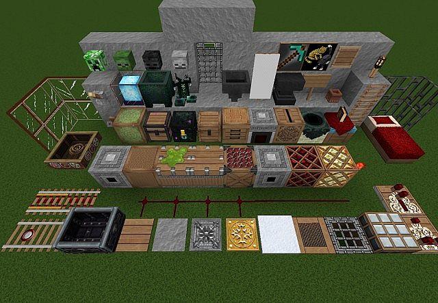 item blocks