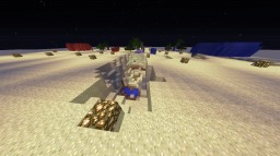 Oasis Battle Ground Minecraft Map & Project