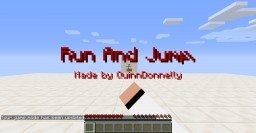 Run and Jump Minecraft Map & Project