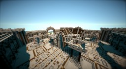 Minecraft Spawn 1.8 (Factions / Towny / Creative) Minecraft Map & Project