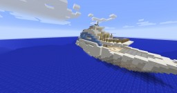 Decorate your yaht Minecraft Map & Project