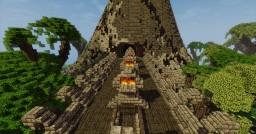 Ancient Bridge Schematic Minecraft