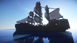 HMS Novus Minecraft Map & Project