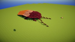 Giant cockroach! Minecraft Map & Project