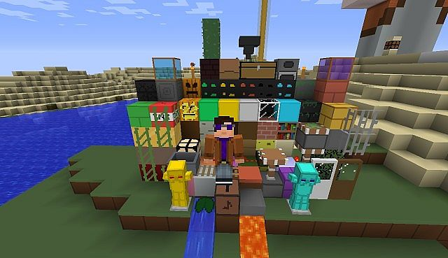 Screw The Nether / 1 8 Minecraft Texture Pack