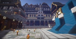 CastleManor de Ark Minecraft Map & Project