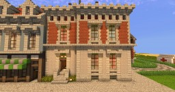 The Reichenhall Palais. ~|1871|~ Minecraft