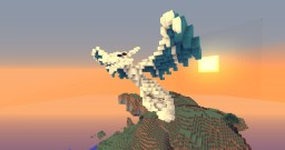 Celestial Dragon hatchling Minecraft Map & Project