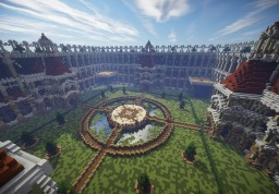 SPAWN FOR INFINITY-CRAFTING [exemple for commission] Minecraft Map & Project