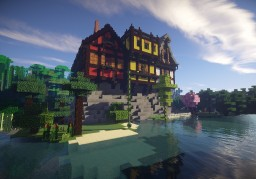 High Medieval House series 3 Minecraft