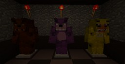 Five Nights At Freddys Minecraft Map & Project