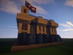 Hastings Building Minecraft Map & Project