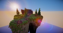 [Comission] Skyblock-like Spawn Minecraft Map & Project