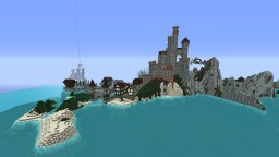 Kings Landing Minecraft Map & Project