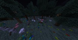 World of Fear Survival V1.0 Minecraft Map & Project