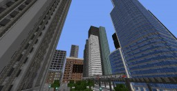 United As One (Canada/U.S Multi-City Project) Minecraft Map & Project