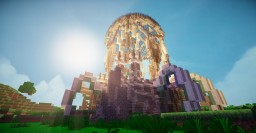 Amazing Survival Spawn / Hub (DOWNLOAD) Minecraft Map & Project